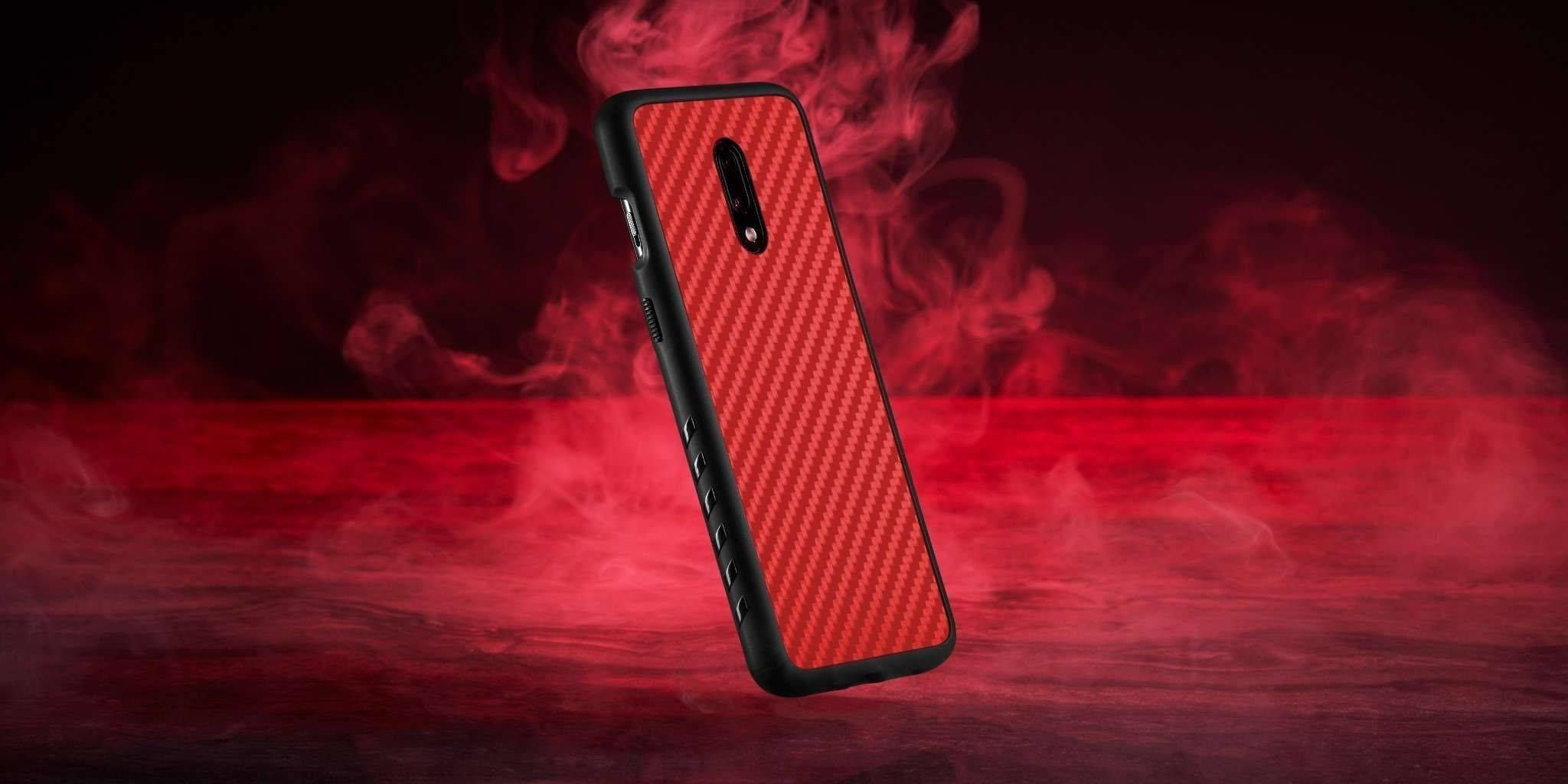 red-carbon-fiber-oneplus-7-grip-case